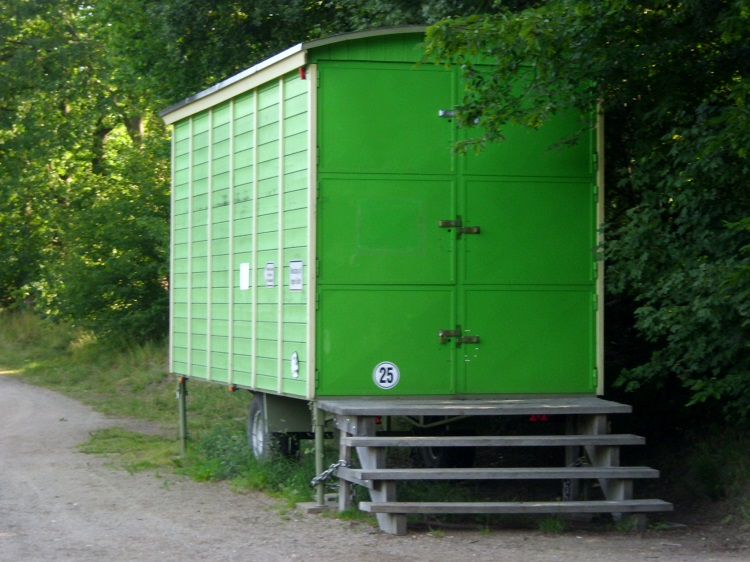 Der Kanusafe in Bienenbüttel